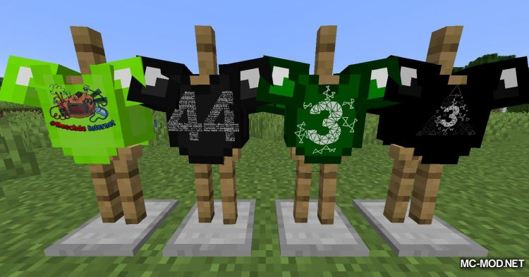 GenesisCore mod for Minecraft (4)