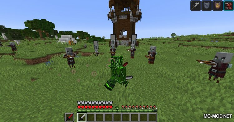 GenesisCore mod for Minecraft (8)