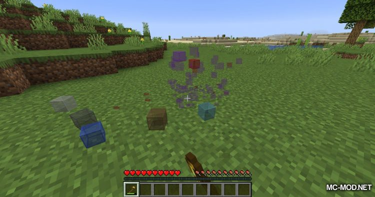 Glasshole mod for Minecraft (10)