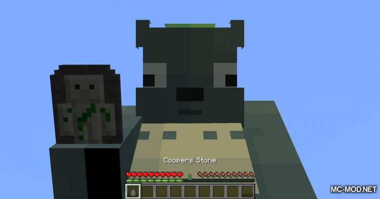 GolemZ mod for Minecraft (5)