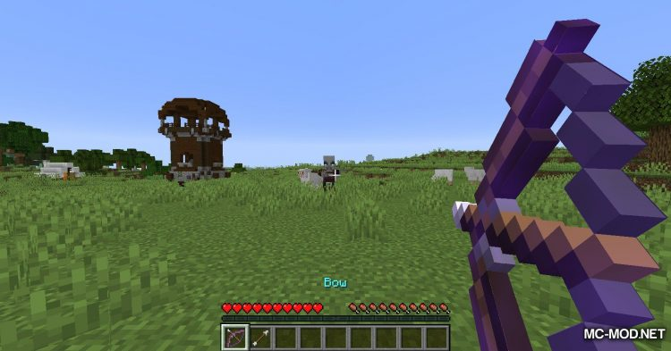 Infinity Works With All Arrows mod for Minecraft (2)
