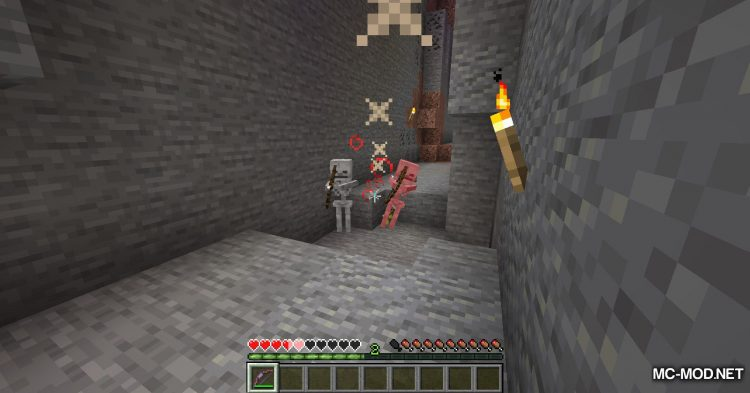 Infinity Works With All Arrows mod for Minecraft (6)