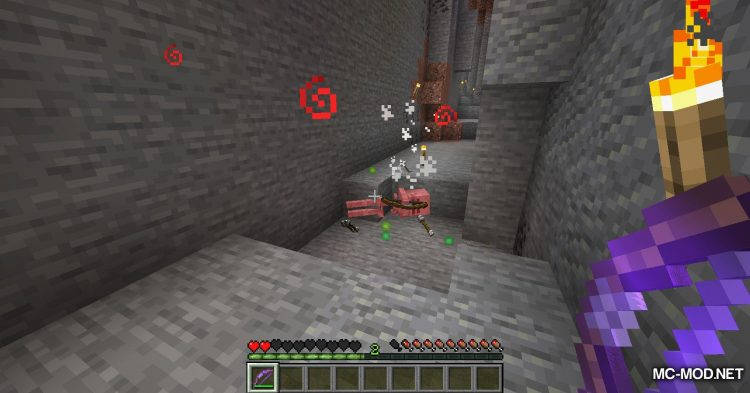 Infinity Works With All Arrows mod for Minecraft (7)