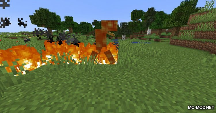 Lava Monsters mod for Minecraft (5)