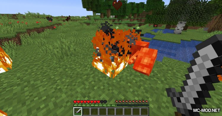 Lava Monsters mod for Minecraft (7)