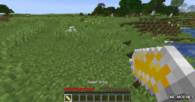 Lots Of Drugs mod for Minecraft (4)