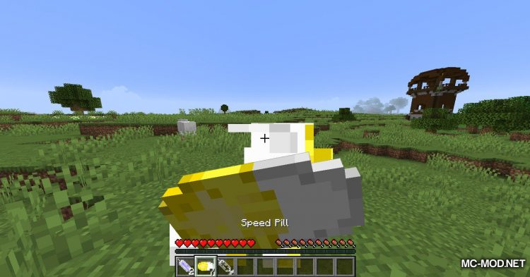 Lots Of Drugs mod for Minecraft (7)