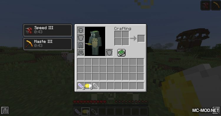 Lots Of Drugs mod for Minecraft (8)