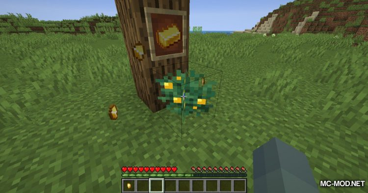 Metal Bushes mod for Minecraft (6)