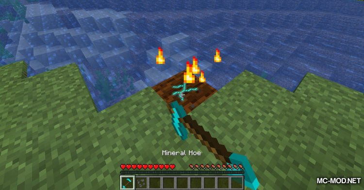 Resynth mod for Minecraft (5)