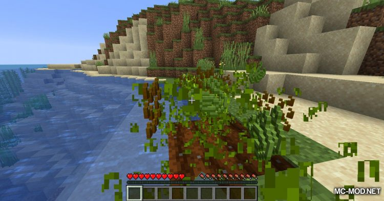 Ropes Mod mod for Minecraft (3)