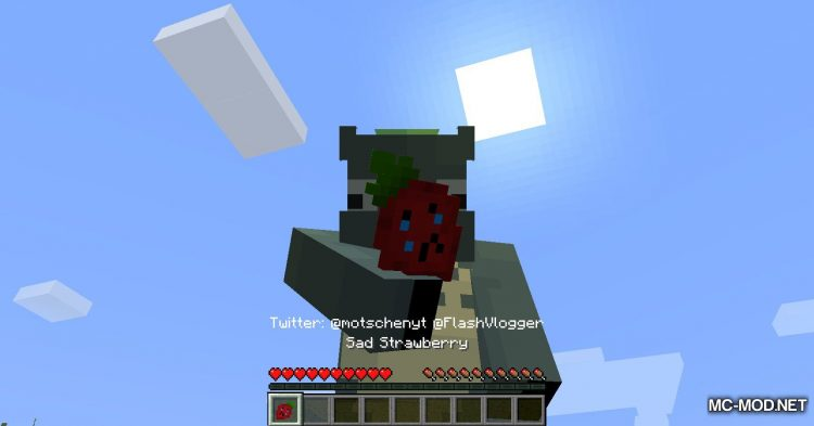 Simply Strawberries mod for Minecraft (12)