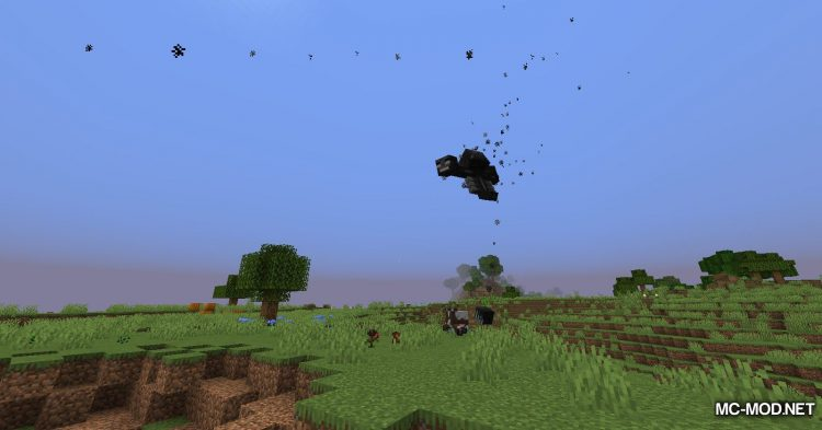 Always a Wither Skull mod for Minecraft (11)
