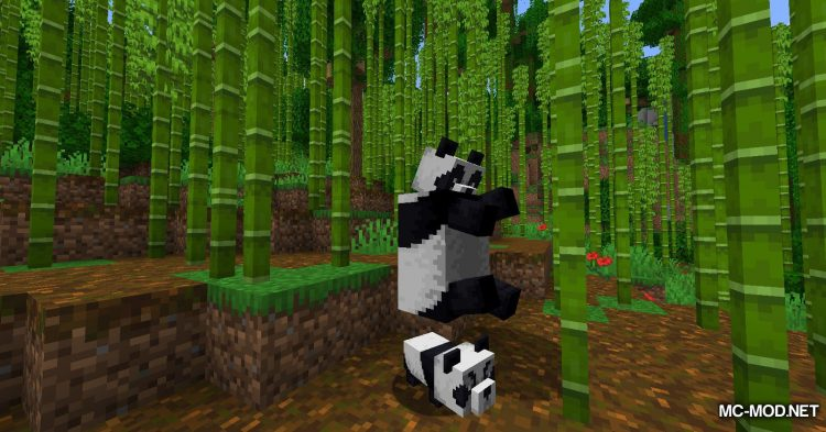 Bamboo Tweaks mod for Minecraft (2)