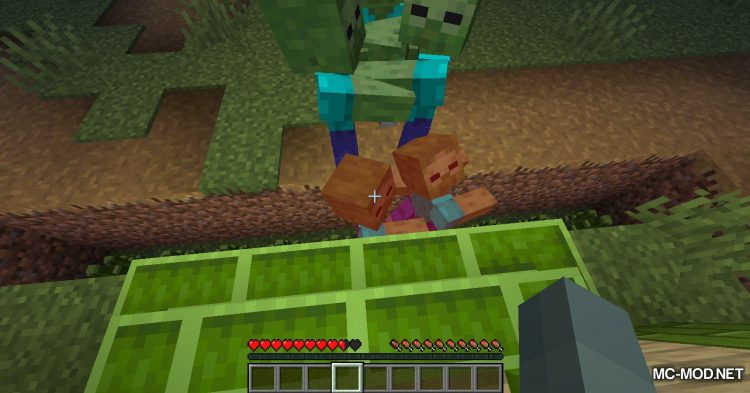 Bamboo Tweaks mod for Minecraft (7)