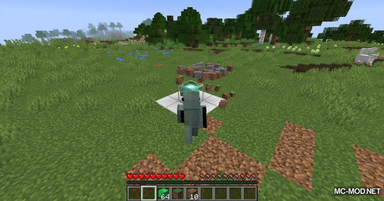 Better Beacon Placement mod for Minecraft (13)