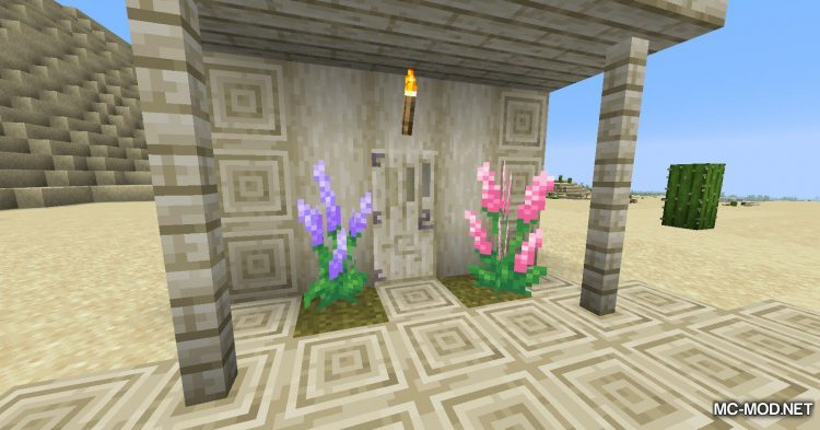 Bloomful mod for Minecraft (10)