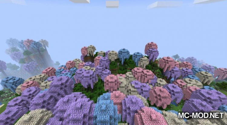 Bloomful mod for Minecraft (12)