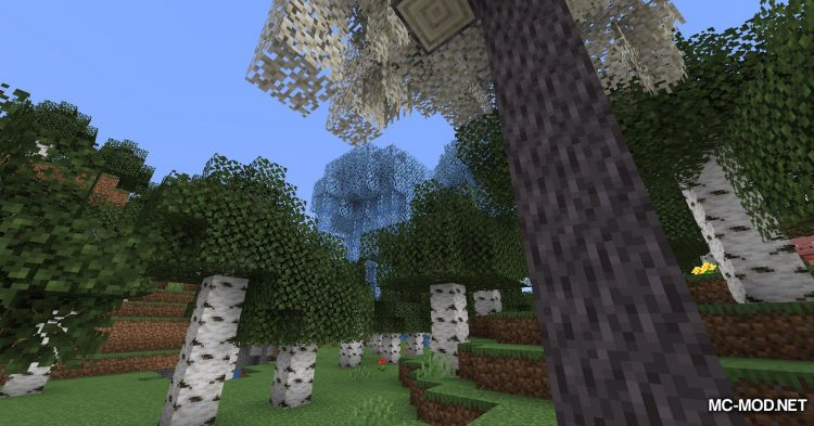 Bloomful mod for Minecraft (6)