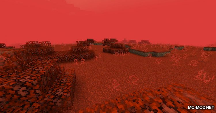 Crimson mod for Minecraft (16)