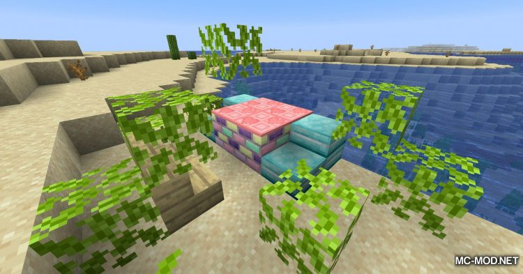 Delicate and Dainty mod for Minecraft (13)