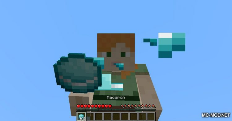 Delicate and Dainty mod for Minecraft (15)