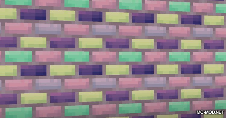 Delicate and Dainty mod for Minecraft (3)