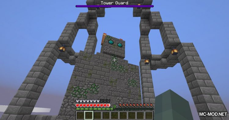 Draylar_s Battle Towers mod for Minecraft (17)