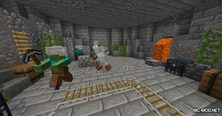 Draylar_s Battle Towers mod for Minecraft (3)