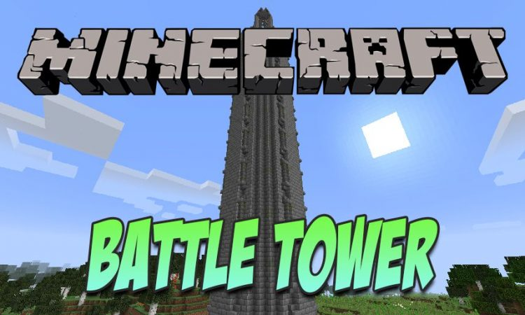 Draylar_s Battle Towers mod for Minecraft logo