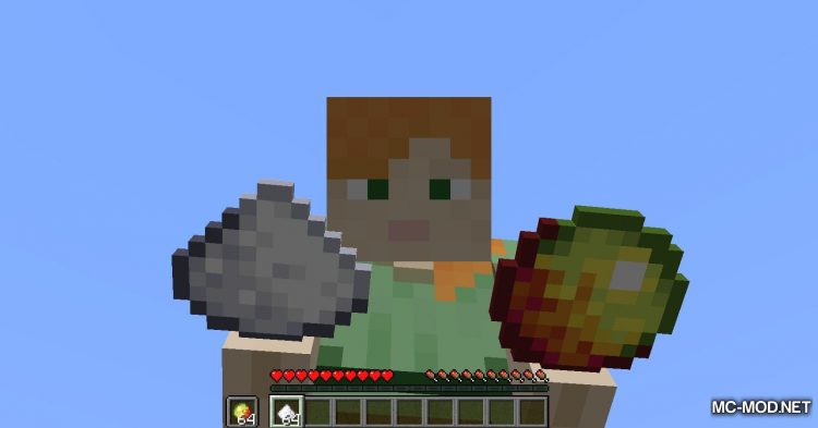 Edibles mod for Minecraft (6)
