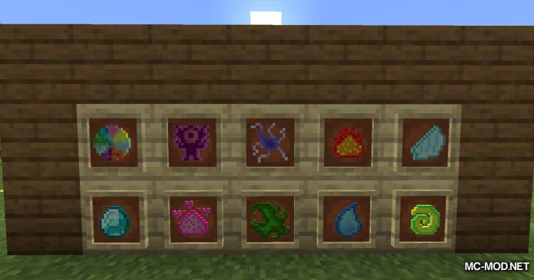 Elementary Staffs mod for Minecraft (17)