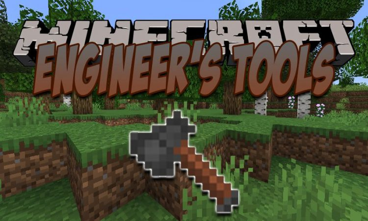 Engineer_s Tools mod for Minecraft logo