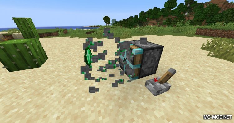 Essential Features mod for Minecraft (15)