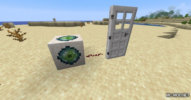 Essential Features mod for Minecraft (2)