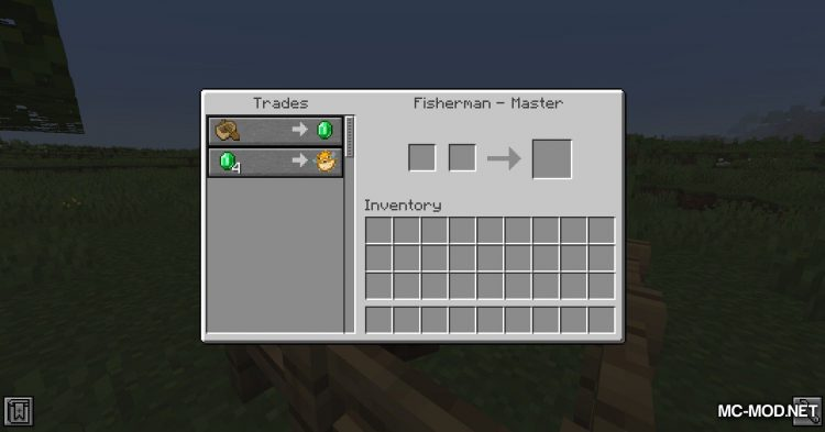 Extra Trades mod for Minecraft (8)