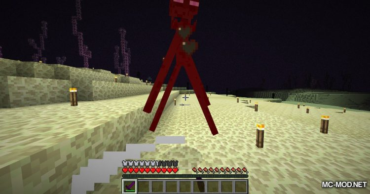 Galaxite Ore mod for Minecraft (11)