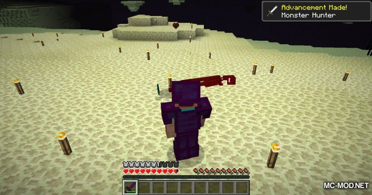 Galaxite Ore mod for Minecraft (12)