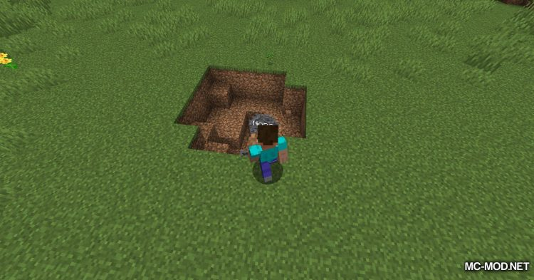 Gravestones mod for Minecraft (7)