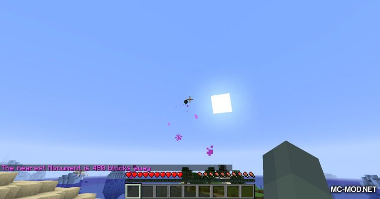 Greater Eye of Ender mod for Minecraft (4)