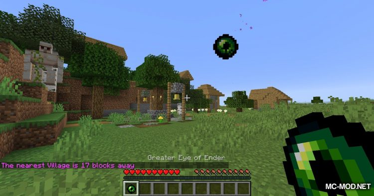 Greater Eye of Ender mod for Minecraft (6)
