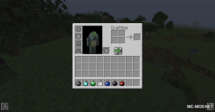 More Apples mod for Minecraft (4)