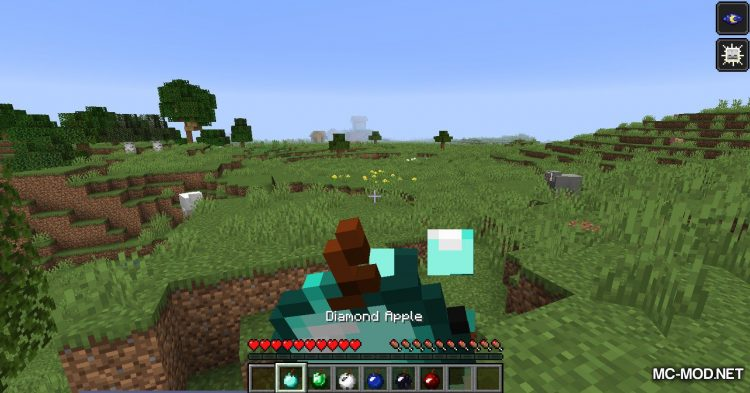 More Apples mod for Minecraft (7)