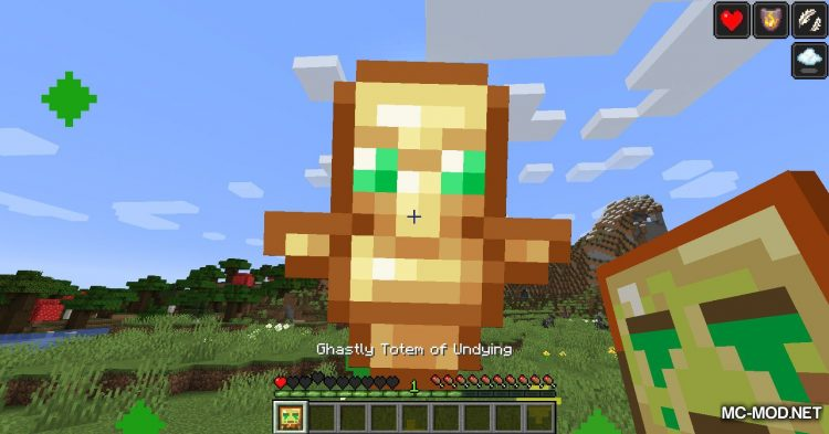 More Totems of Undying mod for Minecraft (6)