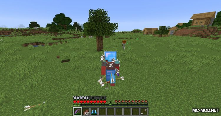 Nasty Mobs mod for Minecraft (11)