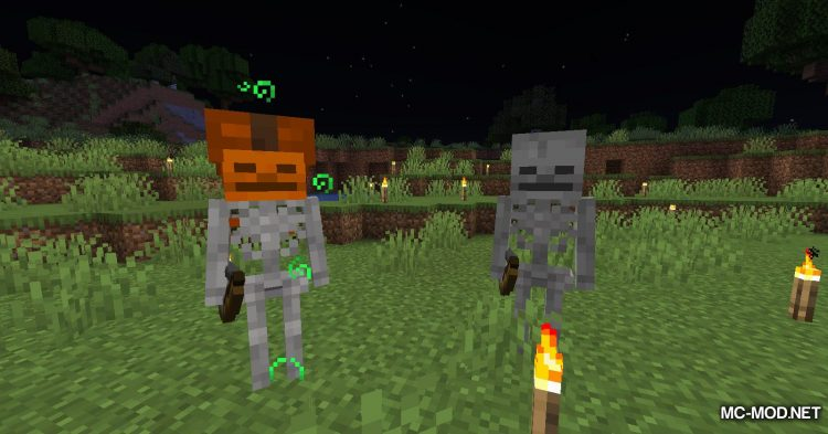 Nasty Mobs mod for Minecraft (13)