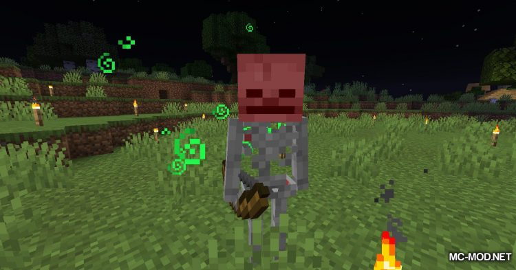 Nasty Mobs mod for Minecraft (14)