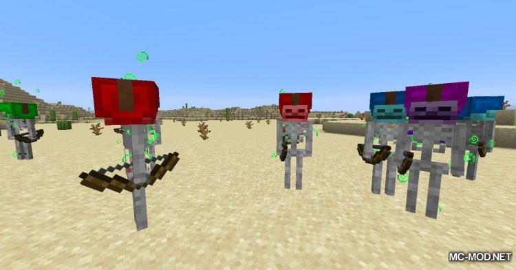 Nasty Mobs mod for Minecraft (15)