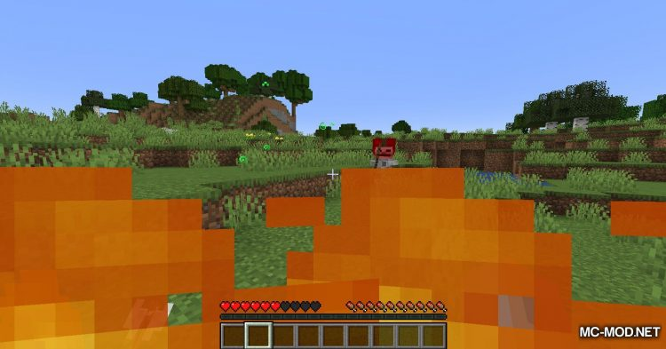 Nasty Mobs mod for Minecraft (3)