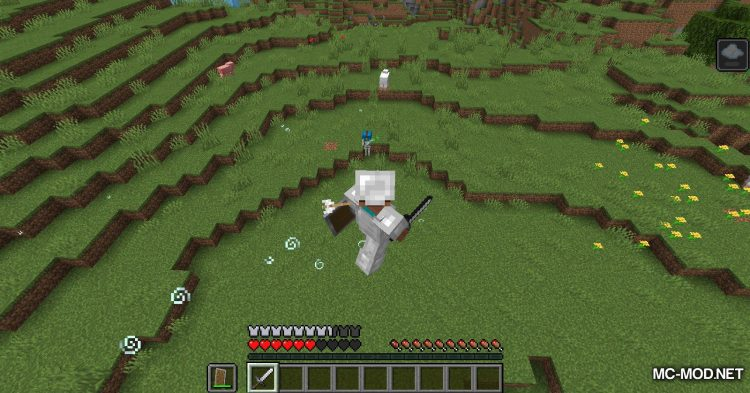Nasty Mobs mod for Minecraft (6)